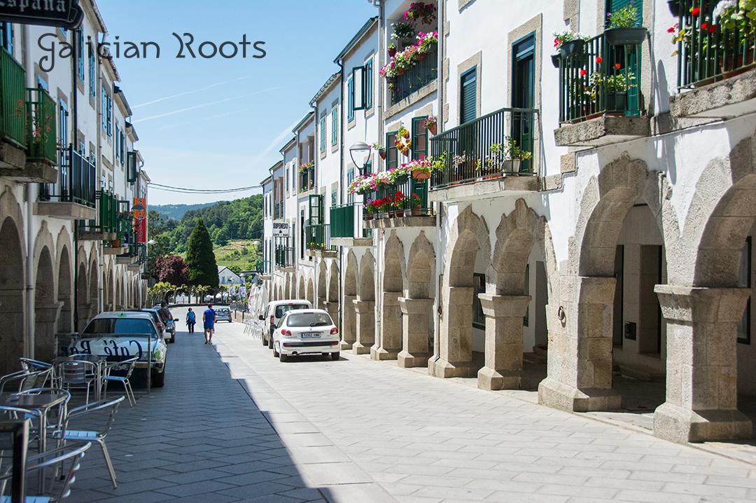 Portomarín Camino de Santiago