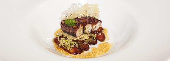 Cocina creativa gallega