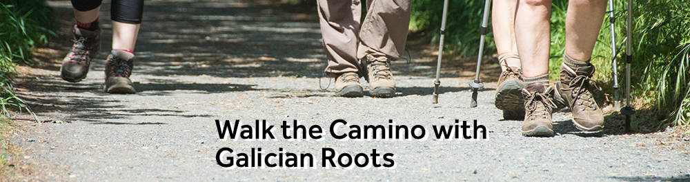 Walk the camino with Galician Roots