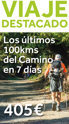Los últimos 100kms del Camino ESSENTIAL