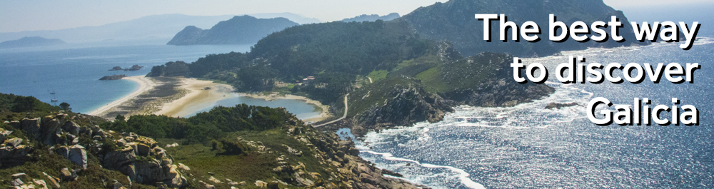 The best way to discover Galicia